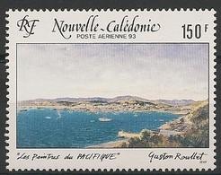 Nouvelle-Calédonie 1993 Yvertn° LP PA 296 *** MNH Cote 4,40 Euro  Peintres Du Pacifique - Unused Stamps