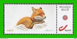 BUZIN - Renard - ABCP 2016 - Private Stamps