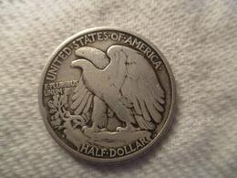 USA Half-dollar 1943 D - EDICIONES FEDERALES