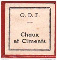 1 Film Fixe CHAUX ET CIMENT (ETAT TTB) Port  23 Gr - Bobines De Films: 35mm - 16mm - 9,5+8+S8mm