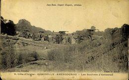 Agboville-Abengourou - Rochers D'Aniassué / A 78 - Côte-d'Ivoire