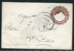 Egypte - Entier Postal Pour Le Caire En 1895 - Ref J 62 - Egypt