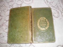 PETIT VOYAGE AUTOUR DU MONDE - OUVRAGE AMUSANT - PIERRE BLANCHARD - DOUZIEME EDITION AVEC GRAVURES DE 1842 - 1801-1900
