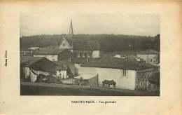 240118 - 55 BENOITE VAUX - Village Cheval église - France