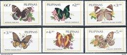 Filipijnen  Butterflies - Vlinders