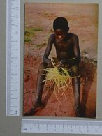 GUINÉ    - RAPAZ BALANTA  -  BISSAU - 2 SCANS  - (Nº19972) - Guinea-Bissau