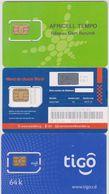 BURUNDI/CONGO  GSM - Phonecards