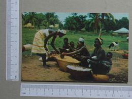 GUINÉ    - MERCADO NATIVO  -  BISSAU - 2 SCANS  - (Nº19974) - Guinea-Bissau