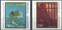 Nouvelle-Calédonie 1989 Yvertn° 55-586 *** MNH Cote 13,10 Euro - Neufs
