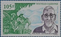 Nouvelle-Calédonie 1999 Yvertn° 791 *** MNH Cote 2,70 Euro Paul Bloc - Nouvelle-Calédonie