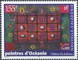 Nouvelle-Calédonie 2000 Yvertn° 814 *** MNH Cote 4,20 Euro Gilles Subileau - Nouvelle-Calédonie