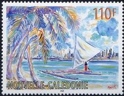 Nouvelle-Calédonie 2001 Yvertn° 853 *** MNH Cote 3,10 Euro - Nouvelle-Calédonie