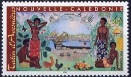 Nouvelle-Calédonie 2003 Yvertn° 907 *** MNH Robert Tatin - Nouvelle-Calédonie