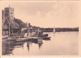 Chimay Lac De Virelles Ponton Des Barques - Chimay