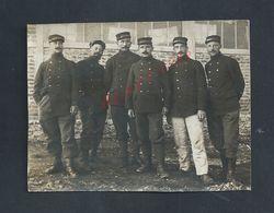 MILITARIA PHOTO MILITAIRE 9X7 SOLDATS ECRITE DE TOURS 1913 : - War, Military