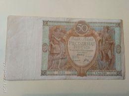 50 Zlotych  1929 - Poland