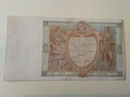 50 Zlotych  1929 - Polen