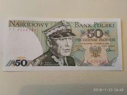 50 Zlotych 1982 - Polonia