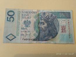 50 Zlotych 1994 - Polonia