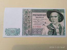 50 Zlotych 1939  COPY - Pologne