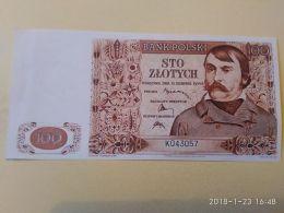 100 Zlotych 1939  COPY - Polonia
