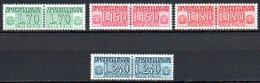 590-Italie CP93A** Et 101 à 103** - 1946-.. République