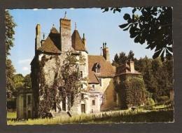 Vallée De La Sioule  Château De Saint-Quintin - France