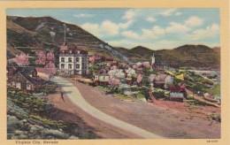 Nevada Virginia City Curteich