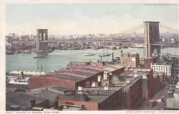 New York, Brooklyn Bridge (pk42306) - Brooklyn