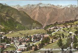68/FG/18 - AOSTA - CHALLANT ST. ANSELME: Panorama - Italia