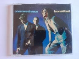 Bronski Beat - One More Chance Maxi CD (1991) - Disco, Pop