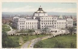 Library Of Congress, Washington DC (pk42319) - Washington DC
