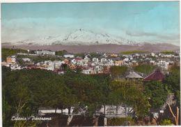 566 CATANIA PANORAMA 1959 - Catania