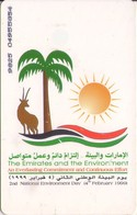 TARJETA TELEFONICA DE EMIRATOS ARABES UNIDOS. CHIP. (071). - Emiratos Arábes Unidos