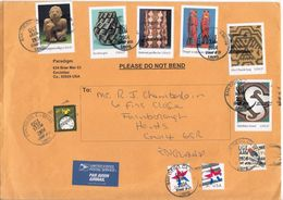 Postal History Cover: USA Cover - American Indians