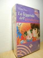 La Leggenda Del Arcobaleno 1\4 Cpl Star Comics - Manga