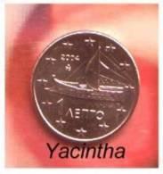 @Y@  Griekenland  1 - 2 - 5 Cent 2005  UNC - Grèce