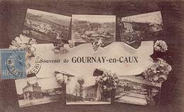 GOURNAY EN CAUX : Souvenir - Francia