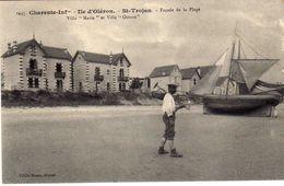 ST TROJAN - Façade De La Plage - Ile D'Oléron