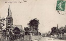 GRAND COURONNE : L'Eglise - Francia