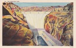 Nevada The Boulder Dam