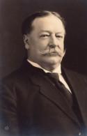 President Americain William Howard Taft Portrait Ancienne Photo Baker Art Gallery 1910's - Famous People