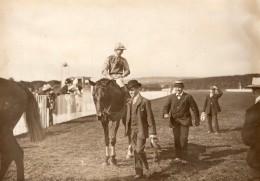 Courses De Chevaux Grand Prix Du President De La Republique Querido Ancienne Photo 1907 - Sports