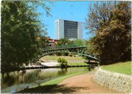 AUSTRALIA   ADELAIDE  The University Bridge - Adelaide