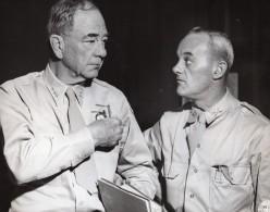 WWII Chine Birmanie Inde General Sultan Colonel Edward Sirois Ancienne Photo 1945 - War, Military