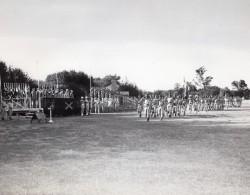 Fort Sill Lucas Field Battaillon OCS National Guard OCC 1-56 Ancienne Photo US Army 1956 - War, Military