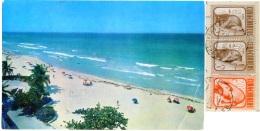 CUBA  MATANZAS  Playa De Varadero  Nice Stamps - Cuba