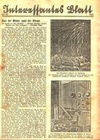 Aus Der Wolke Zuckt Der Strahl (kuenstliche Blitze) / Druck, Entnommen Aus Zeitschrift / 1928 - Livres, BD, Revues