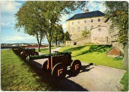 NORGE  NORWAY  NORVEGIA  OSLO  Akershus Festning - Norvegia