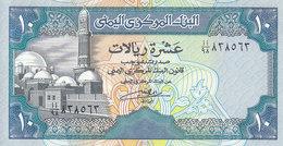 YEMEN 10 RIAL 1990 P- 23b Sig/ 8  UNC */* - Yemen